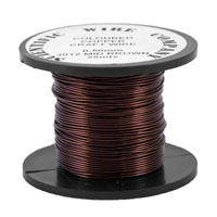 50 x  25m Reel 0.5mm 3012 Mid Brown Craft Wire